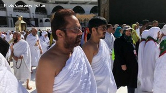 Fact check of Mukhtar Abbas Naqvi's 'consecutive second year increase' in Haj quota claim
