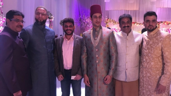 Asaduddin Owaisi's extravagant daughter engagement draws flak from social activists