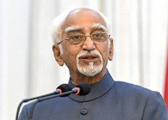 Education neglected by all segments and confined to small section of Muslim community, says Hamid Ansari