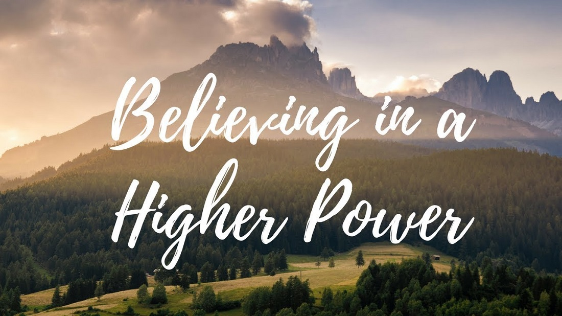 The God of Your Understanding - How to Define Your Higher Power - The SHAIR  Recovery Podcast