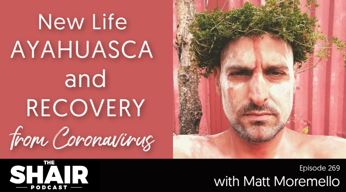 ayahuasca and recovery