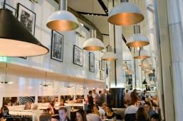 Elegant dining spces