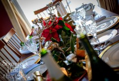 Table Ready for the Feast