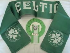 1960s Celtic scarf
