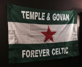 Temple and Govan  red star small