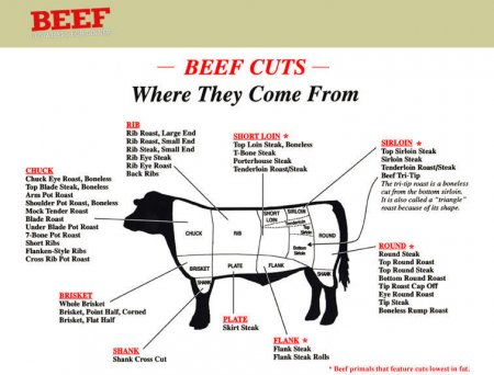 Interesting Nutritional Facts About Beef, The Caveman's Way of Eating