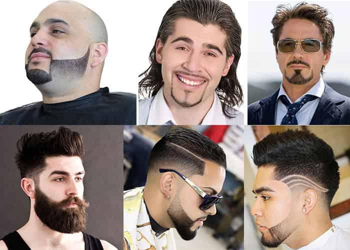 New Beard Style - Facial Hair Style