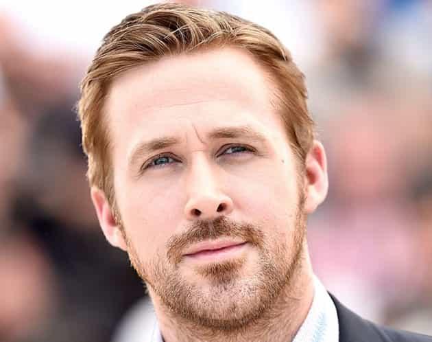 Ryan Gosling Beard Style