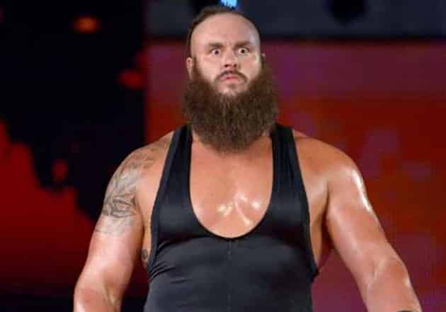 Braun Strowman beard style