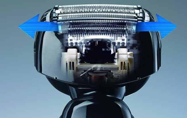 Panasonic ES-LA93-K Arc4 electric shaver powerful lenear motor