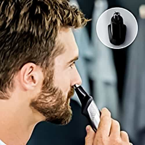 Philips Multigroom 7000 7750/49 Trimmer nose and ear trimmer