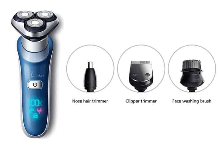 Hatteker Electric Shaver