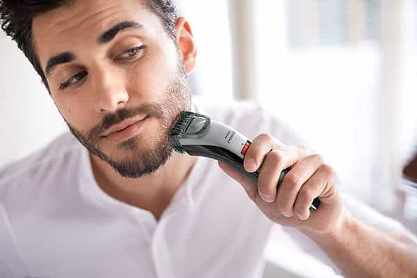Philips Norelco 3500 beard trimmer cutting quality
