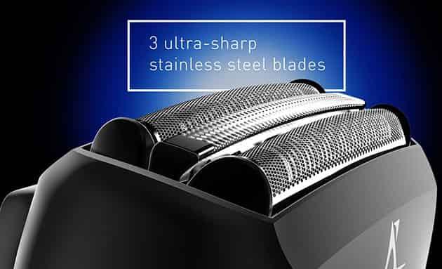 Panasonic ES-LL41-K Electric Shaver Review