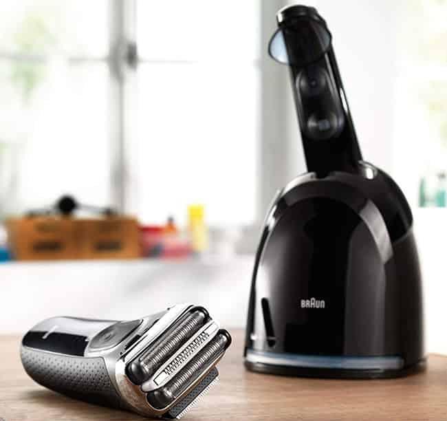 Braun 3070cc cleaning system
