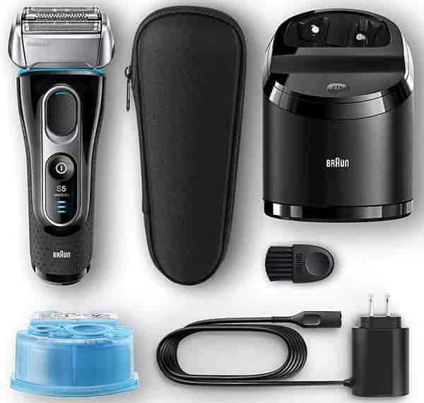 Men's electric shaver