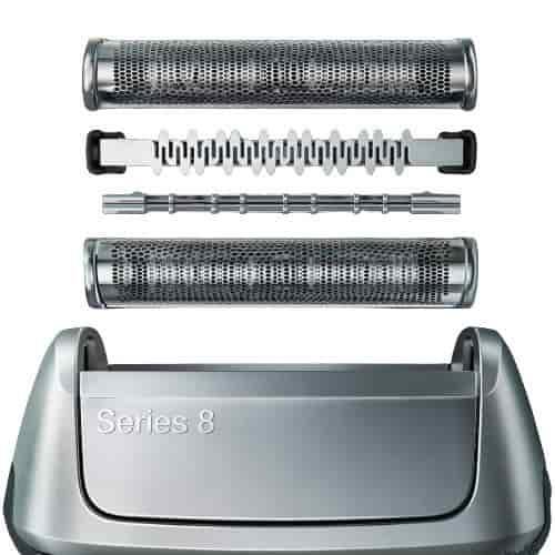 Braun 8370cc shaving elements