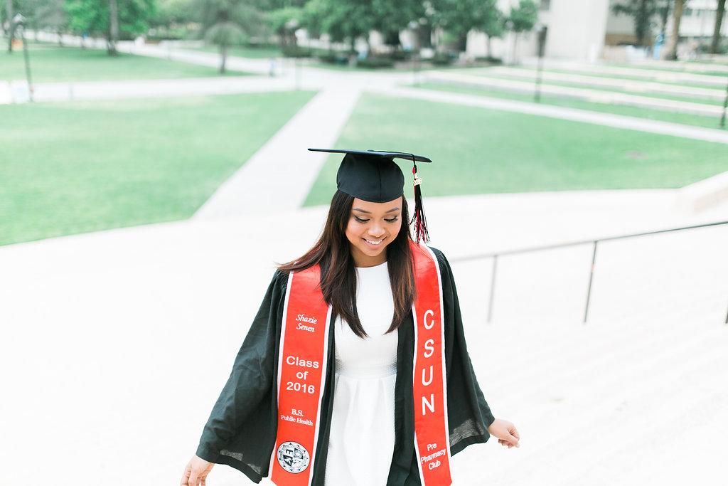 The Shaz Diaries Graduation