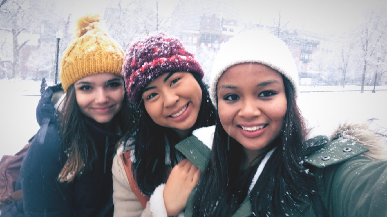 The Shaz Diaries: Snow Tips for First-Timers