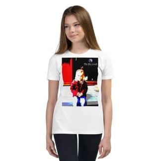 The She Cried - T-shirt children