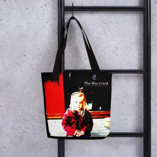 The She Cried Logo - Bag