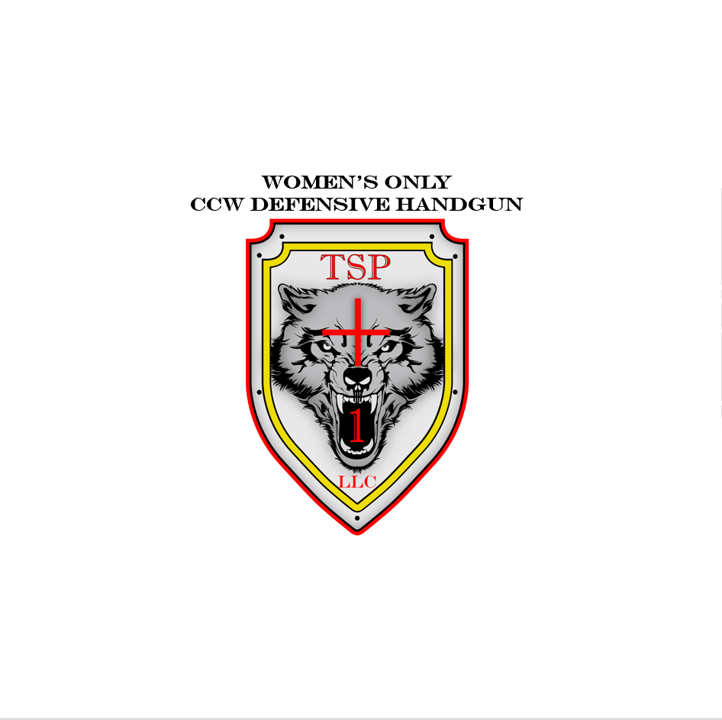 Women's Only Level 1 Part 1- CCW Defensive Handgun Seminar (8/07/21 am)