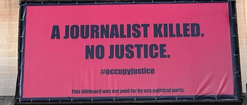 Occupy Justice Malta