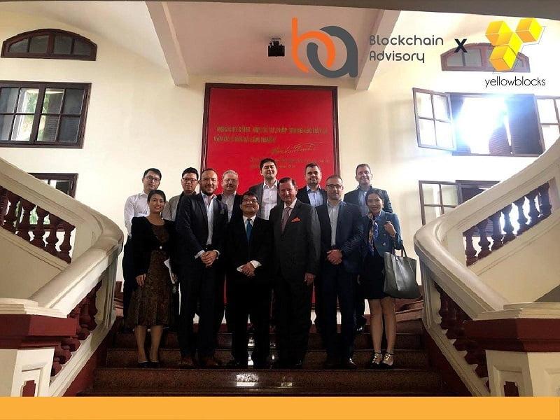 Karl Cini Blockchain advisory services