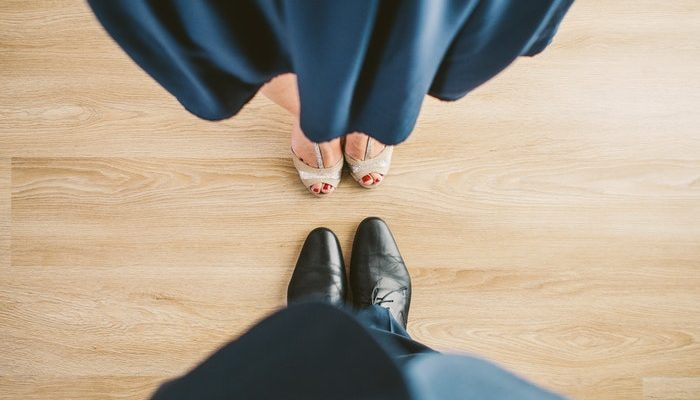 Difference Between Men and Women Shoes
