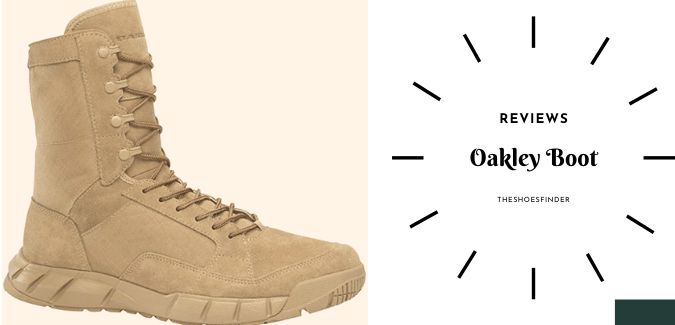 Oakley boot