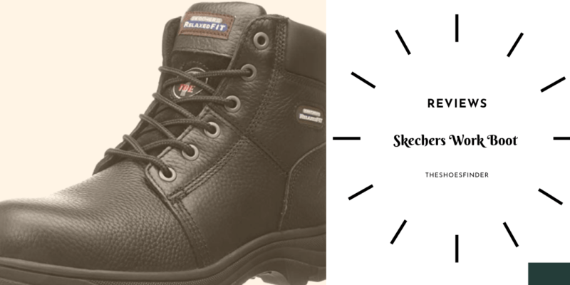 Skechers work boot reviews