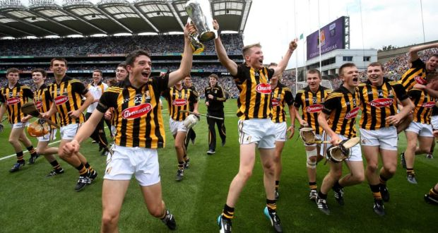 Kilkenny hurling team!