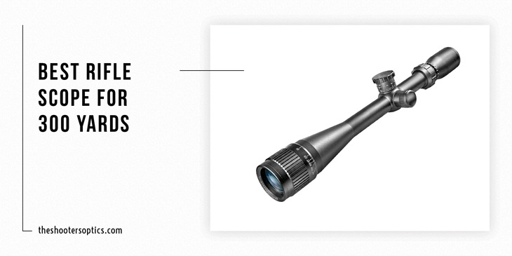 Top 10 Best Rifle Scope For 300 Yards