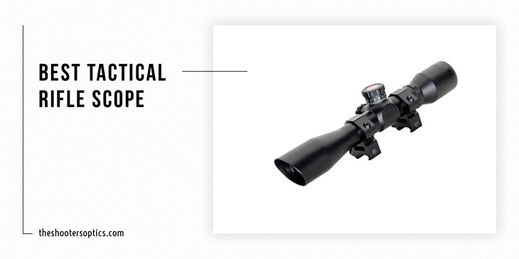Top 5 Best Tactical Rifle Scope