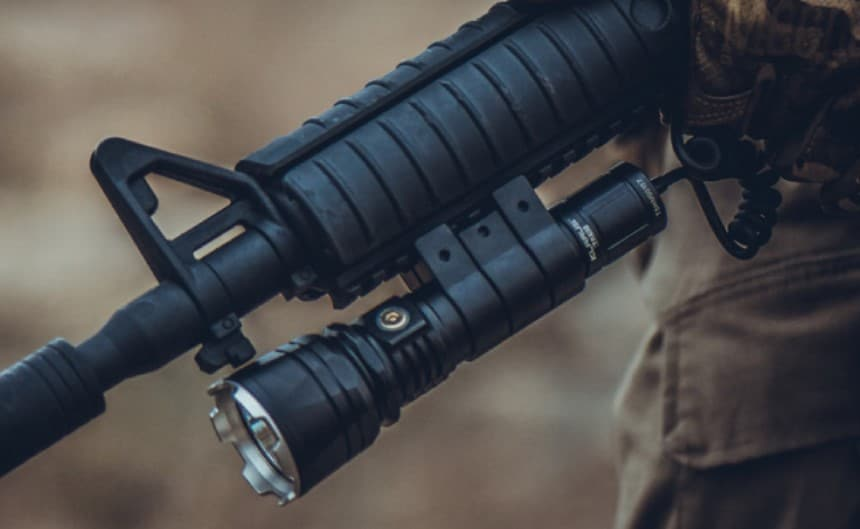 Underbarrel Flashlight