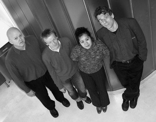 Scott Fields | Thomas Lehn | Matthias Schubert | Xu Fengxia |  Scott Fields Ensemble | We Were The Phliks | rogueart jazz