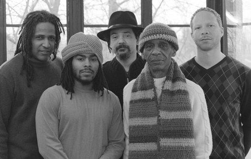 Roscoe Mitchell | Corey Wilkes | Craig Taborn | Jaribu Shahid | Tani Tabbal | Roscoe Mitchell Quintet | Turn | rogueart jazz