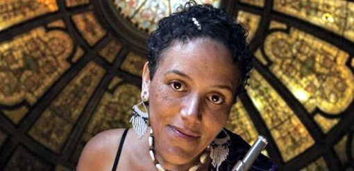 Nicole Mitchell & an_ARCHE NewMusic Ensemble | Arc of O | rogueart jazz