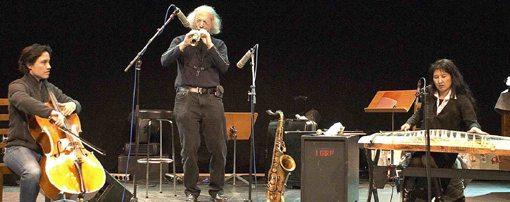 Larry Ochs   Miya Masaoka   Peggy Lee   Spiller Alley   rogueart jazz