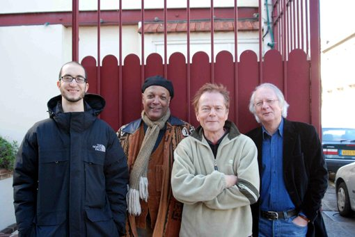 Michel Edelin Trio | Kuntu | rogueart jazz