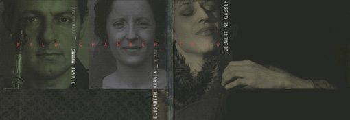 Wild Chamber Trio | Gianni Mimmo | Elisabeth Harnik | Clementine Gasser | 10.000 Leaves | nottwo records