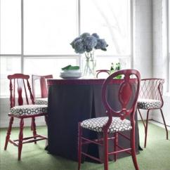 Panache Sofa Set Milano Dining Table: Mismatched Chairs Table