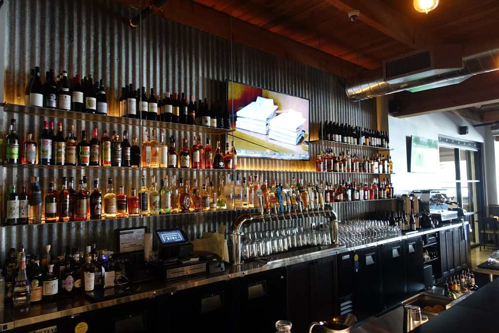 bar perspective