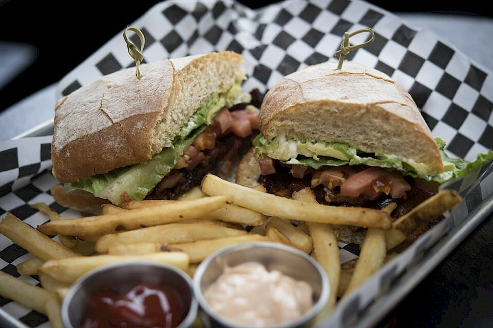 Try one of the best BLTs in the city