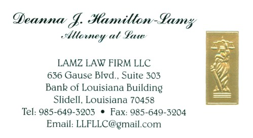 Lamz Law Firm, Attorneys at Law