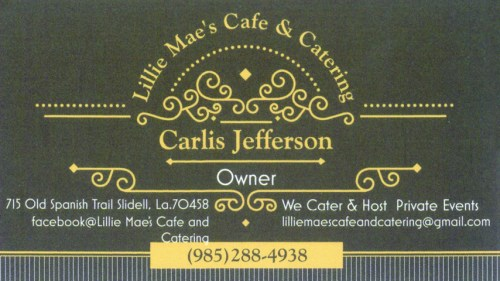 Lillie Mae's Cafe & Catering