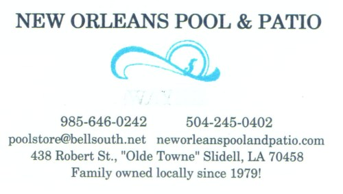 New Orleans Pool & Patio
