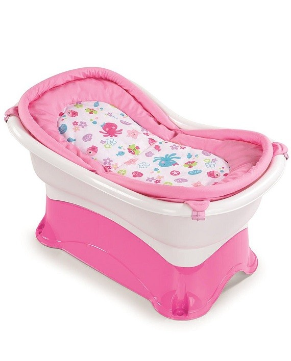 Baby Bath Pink