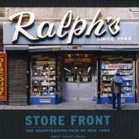 Fachadas de tienda: Caras en desaparición de Nueva York