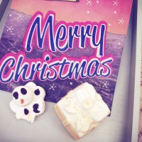 On the First Day of Christmas... Bath Goodies from Lush!